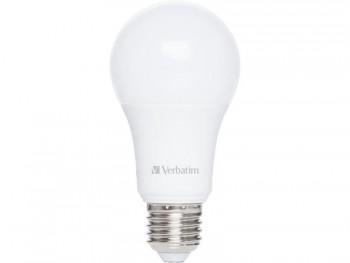 BOMBILLA VERBATIM LED A E27 10.5W/2700K 1060LM 52634