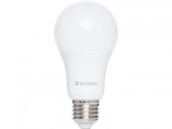BOMBILLA VERBATIM LED CLA.A E27 5.5W/2700K 480LM 52631