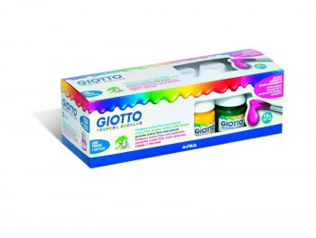 GTO 12 TEMPERA CASE 25ML + BRUSH 356700