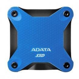 DISCO DURO EXTERNO 480GB SSD ADATA SD600Q USB 3.2 AZUL