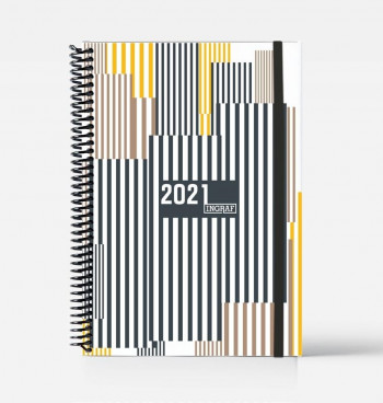 AGENDA BERLIN S/V 15X21 CASTELLANO 2021