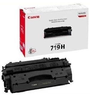 CANON TONER NEGRO 719H LBP-6300 - 6400 Pag (CRG719)