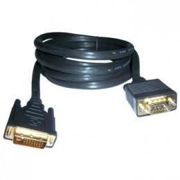 CABLE 3GO DVI-M-VGA-M 2M BLISTER