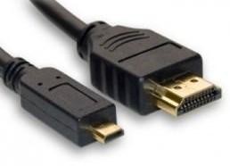 CABLE 3GO HDMI-M-MICRO HDMI-M 1.8M