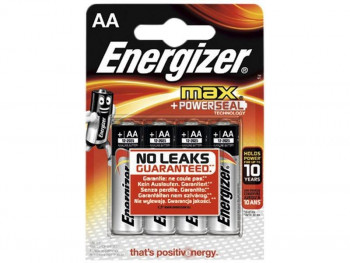 PILAS ALCALINAS MAX +POWER SEAL