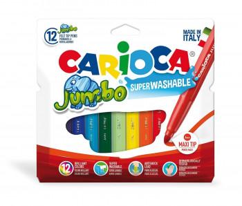 ROTULADOR CARIOCA DE FIBRA JUMBO