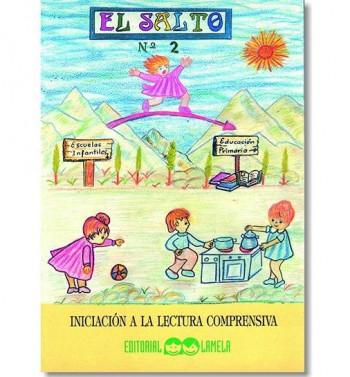 LIBRO EL SALTO LAMELA