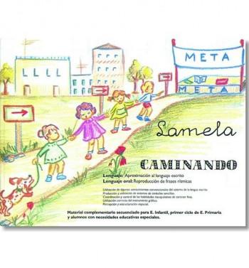 CUADERNILLOS LAMELA CAMINANDO