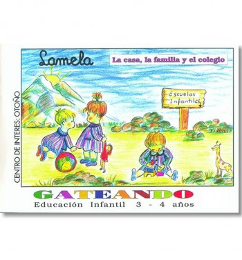 LIBRETA LAMELA GATEANDO