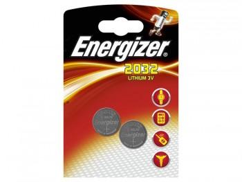 PILAS ENERGIZER BOTON PACK2 CR2032 267397