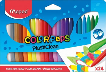 CERAS DURAS MAPED PLASTICLEAN ESTUCHE